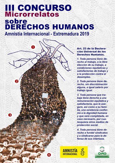 III Concurso Derechos Humanos